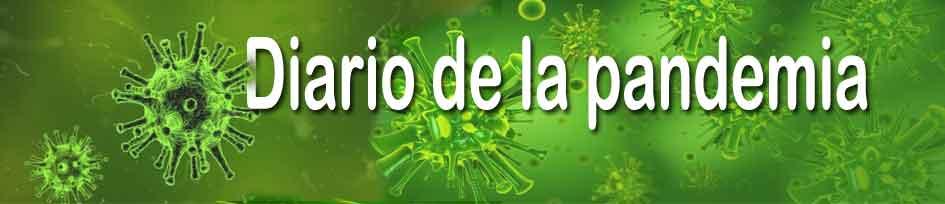 """Portada. Cobertura especial """"Diario de la pandemia"""""""