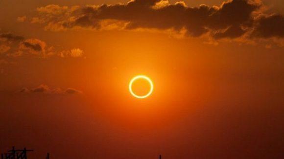 En este 2020 se vaticina que ocurran seis eclipses en total, cuatro de luna y dos de sol. (Foto: El Universo)