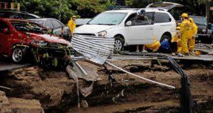el salvador, tormenta tropical, lluvias