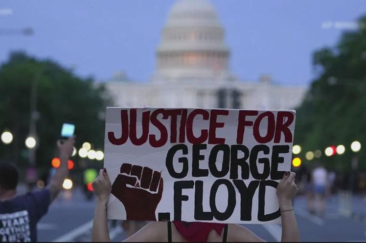Rusia parte de la base de considerar las protestas en EE.UU. como un asunto  interno de esa nación. (Foto: PL)