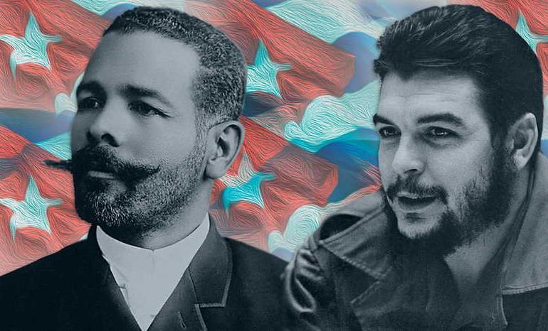 cuba, historia de cuba, antonio maceo, ernesto che guevara, revolucion cubana