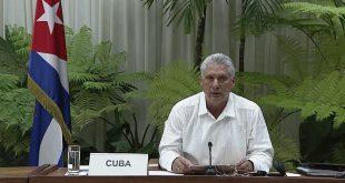 cuba, alba-tcp, miguel diaz-canel, presidente de la republica de cuba, covid-19, coronavirus