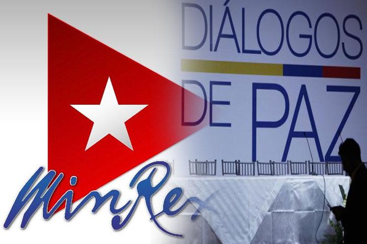 Cuba califica de
