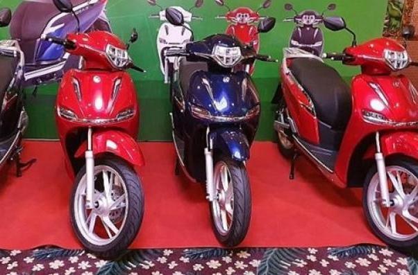 cuba, vietnam, motocicleta electrica