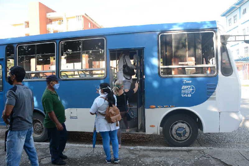 sancti spiritus, produccion de alimentos, recuperacion post covid-19 en cuba, covid-19, coronavirus, economia cubana, salud publica, transporte
