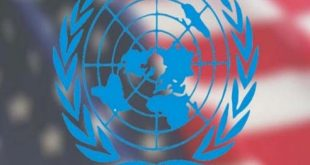 ONU, Estados Unidos, manifestantes