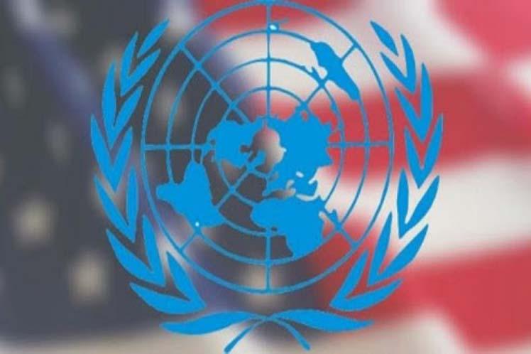 El vocero del Secretario General de la ONU manifestó que las autoridades norteamericanas deben  mostrar moderación en su respuesta a los manifestantes. (Foto: PL)
