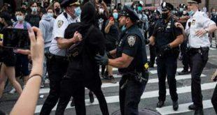 estados unidos, manifestaciones, protestas, policia, periodistas