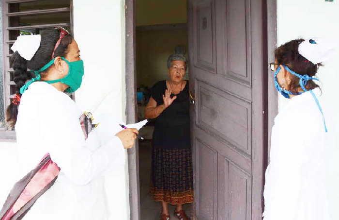 taguasco, coronavirus, covid-19, salud publica