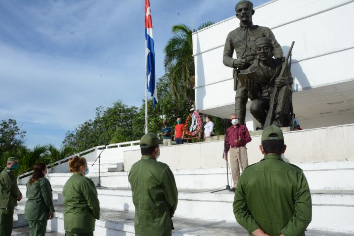 sancti spiritus, serafin sanchez, historia de cuba, guerra de independencia