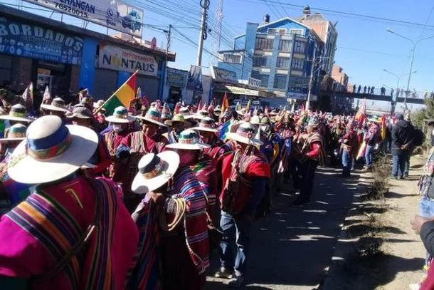 bolivia, manifestaciones, bolivia elecciones, gobierno de facto, golpe de estado
