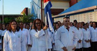 cuba, covid-19, coronavirus, contingente henru reeve, solidaridad