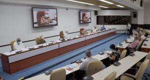 PCC, Raúl Castro, 26 de Julio, COVID-19