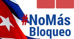 Cuba, Estados Unidos, Bloqueo, solidaridad