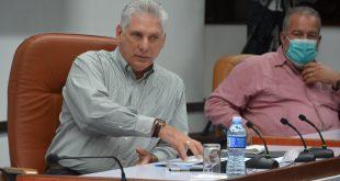 Alimentos, agricultura, Díaz-Canel, ciencia cubana