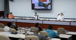 Alimentos, agricultura, ciencia cubana, Díaz-Canel