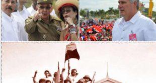 Cuba, Nicaragua, Raúl Castro, Díaz-Canel