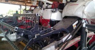 sancti spiritus, empresa agroindustrial de granos sur del jibaro, la sierpe, cosecha arrocera, japon