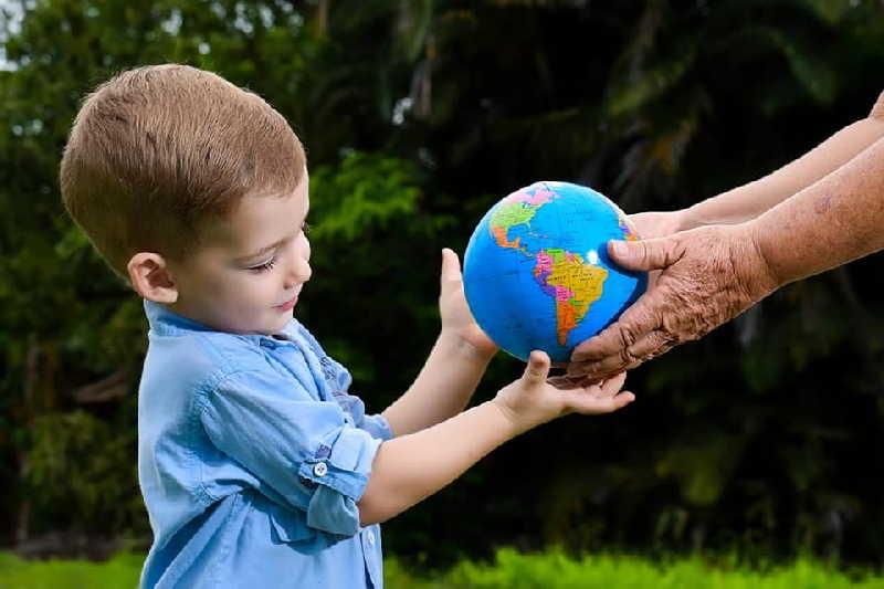 El Día Mundial del Medio Ambiente fue una de las fechas señaladas para motivar a los niños desde casa. (Tomada de Facebook)