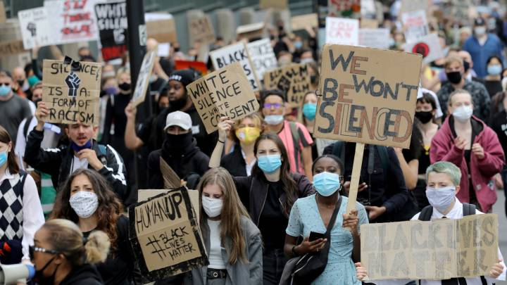 La fecha estará marcada por la continuidad de las protestas contra  el racismo y la brutalidad policial. (Foto: PL)