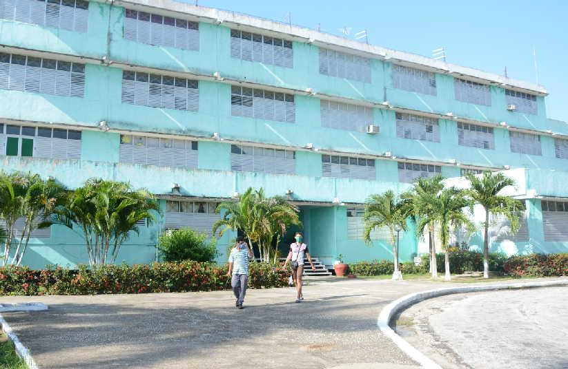 Tanto en la EIDE como en los municipios, las instalaciones se encuentran listas para el inicio del curso.