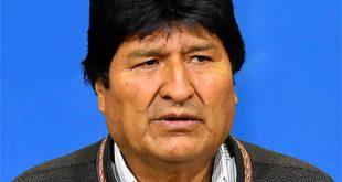 Bolivia, Evo Morales, gobierno de facto