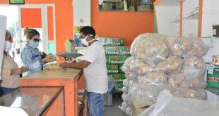 sancti spiritus, comercio, gurpo empresarial del comercio, recuperacion post covid-19 en cuba