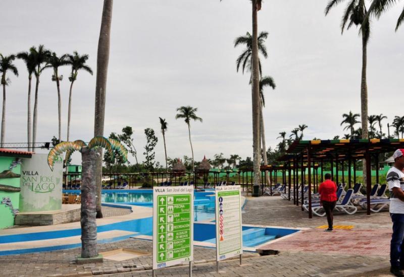 sancti spiritus, lagos de mayajigua, villa san jose del lago, turismo cubano, cadena islazul, recuperacion post covid-19 en cuba