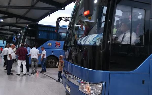 sancti spiritus, transporte, omnibus nacionales, recuperacion post covid-19 en cuba