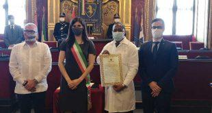 cuba, turin, italia, contingente henry reeve, coronavirus, medicos cubanos