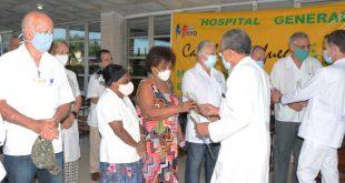 sancti spiritus, 26 de julio, asalto al cuartel moncada, hospital provincial camilo cienfuegos, fidel castro, #fidelporsiempre