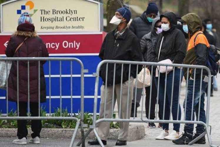estados unidos, pandemia mundial, coronavirus, sars-cov-2, latinos, afronorteamericanos