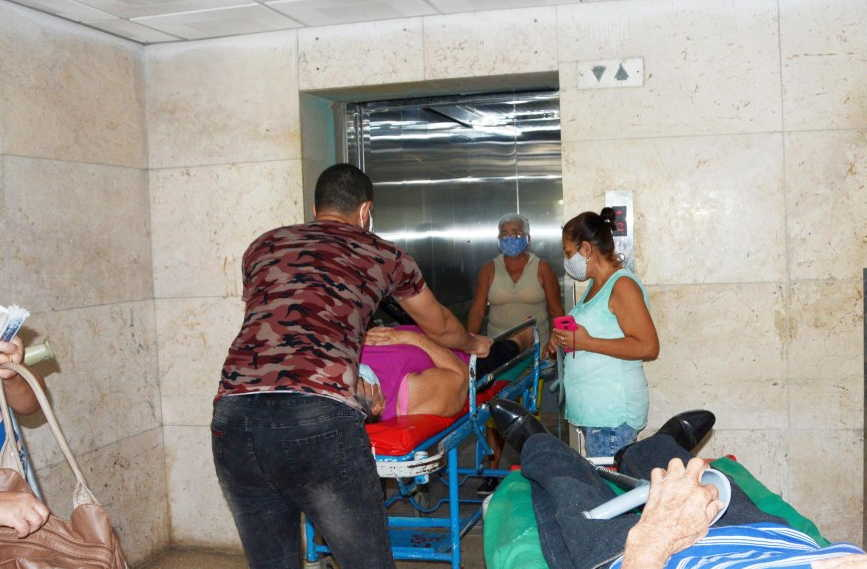 sancti spiritus, hospital provincial camilo cienfuegos