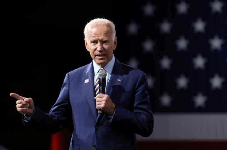 'Voy a tener una opción en la primera semana de agosto', manifestó el aspirante demócrata a la Casa  Blanca. (Foto: PL)