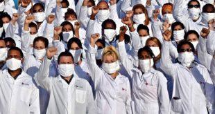 cuba, azerbaiyan, medicos cubanos, contingente henry reeve