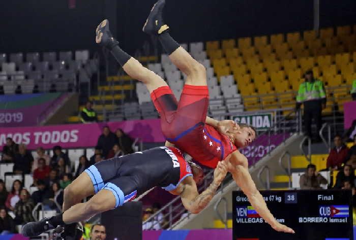 cuba, juegos olimpicos, inder