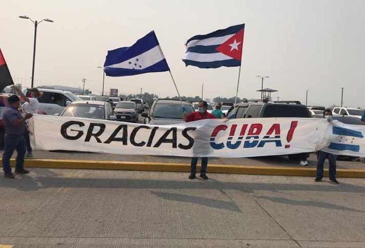 cuba, covid-19, coronavirus, contingente henry reeve, solidaridad con cuba