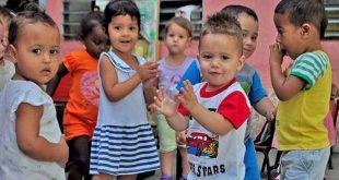 Día de los Niños, Cuba, Sancti Spíritus