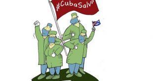 cuba, medicos cubanos, covid-19, contingente henry reeve, coronavirus, premio nobel de la paz, rusia