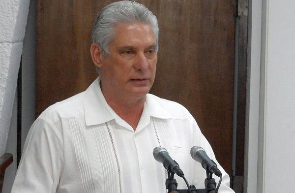 cuba, consejo de ministros, covid-19, economia cubana, miguel diaz-canel, cadena de tiendas caribe, cimex