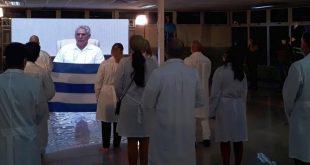 cuba, contingente henry reeve, medicos cubanos, san vicente y las granadinas, covid-19, coronavirus