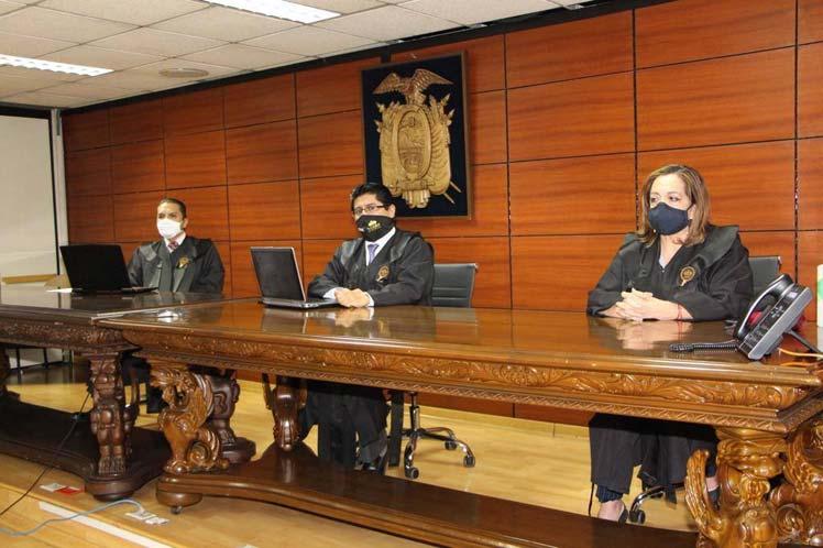 'Caso y sentencia más ridículos no puede haber', aseguró Correa. (Foto: PL)
