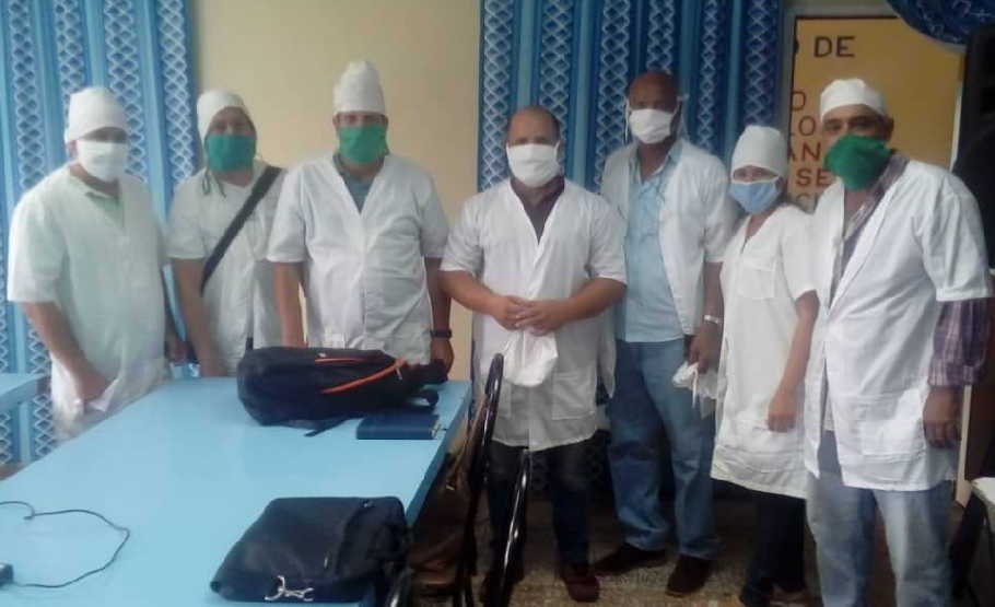 sancti spiritus, salud publica, trasplante, nefrologia, hospital provincial camilo cienfuegos, salud publica