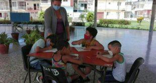 sancti spiritus, verano, etapa estival, centros educacionales