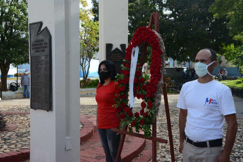 sancti spiritus, consejo de defensa, ctc, central de trabajadores de cuba, bandera de proeza laboral, transporte