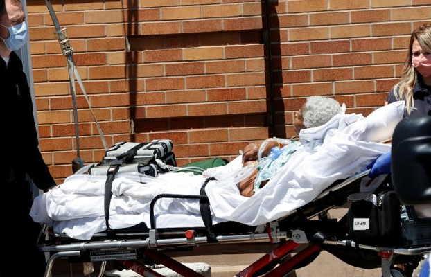 estados unidos, coronavirus, covid-19, pandemia mundial, muertes