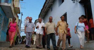 cuba, eusebio leal, historiador de la habana, la habana, sancti spiritus, trinidad