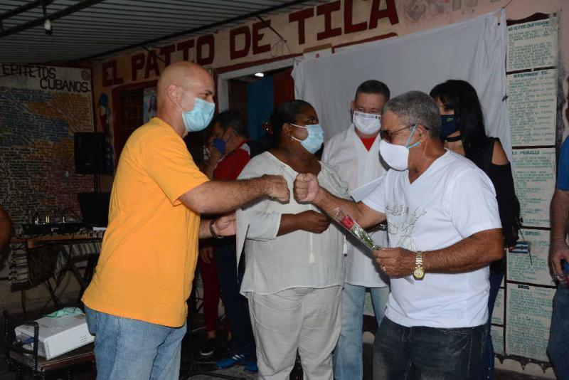 sancti spiritus, comites de defensa de la revolucion, cdr, gerardo hernandez, heroe de la republica de cuba