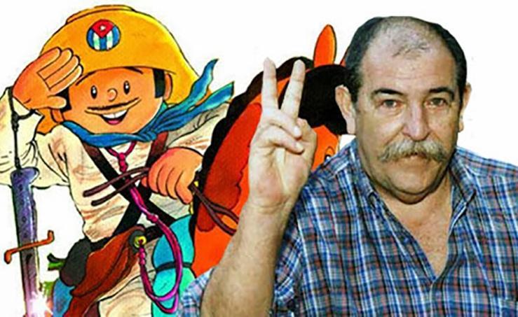 cuba, cultura cubana, juan padron, elpidio valdes, historieta, icaic