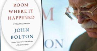 estados unidos, john bolton, libro, donald trump, politica exterior